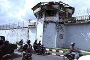 Věznice Kerobokan, Bali, Indonésie