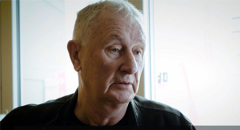 Otec zavražděného Miroslav Popelka