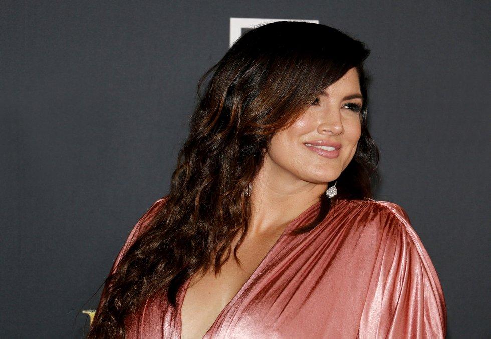 Gina Carano dostala za hloupé poznámky na Instagramu padáka od Lucasfilmu i od vlivné agentury UTA.