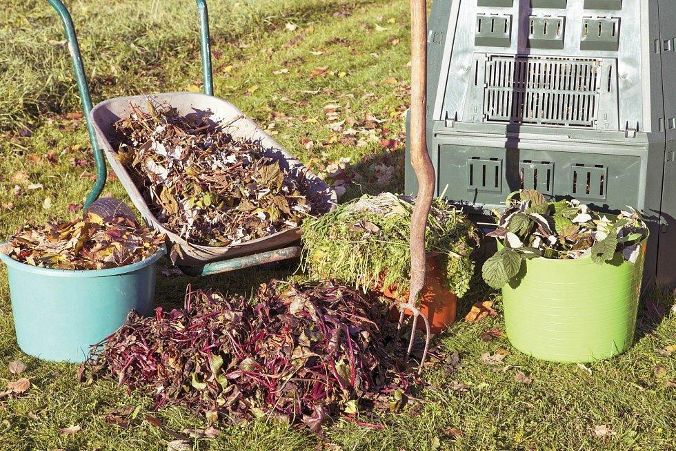 Horké kompostování je sice náročnější, ale prvotřídní hnojivo vzniká dříve.