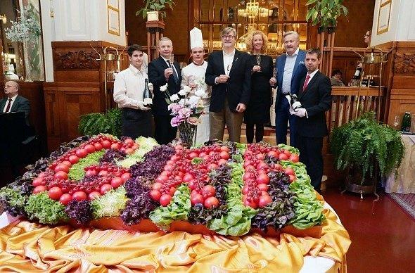 Slavnostní zahájení Grand Restaurant Festivalu 2018 s Pavlem Mauerem