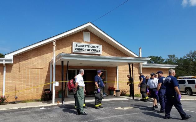 Kostel v Tennesse zachvátila střelba