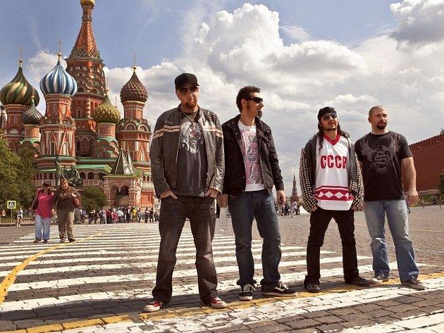 System Of A Down v Rusku na Rudém náměstí