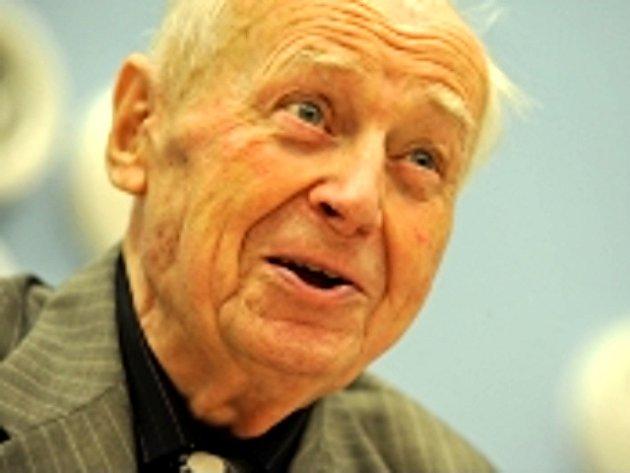 Čestmír Šimáně, zakladatel českého jaderného výzkumu.
