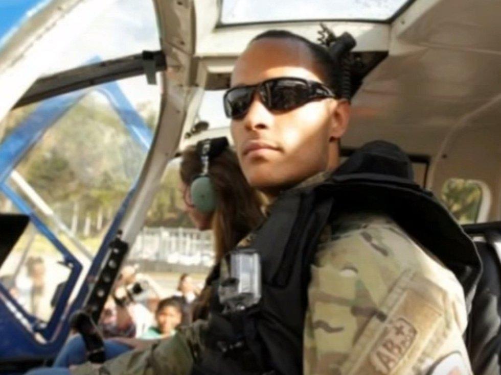 Oscar Pérez zaútočil ve Venezuele vrtulníkem na budovu Nejvyššího soudu.