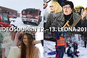 Videosouhrn 12.–13. ledna 2019