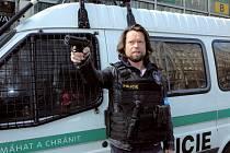 Richard Krajčo v hlavní roli policisty Tomáše Krásy.