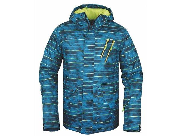 Zimní bunda Casper 1splňuje požadavky na 3.funkční vrstvu outdoorového oblečení