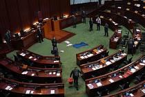 Parlament v Hongkongu.