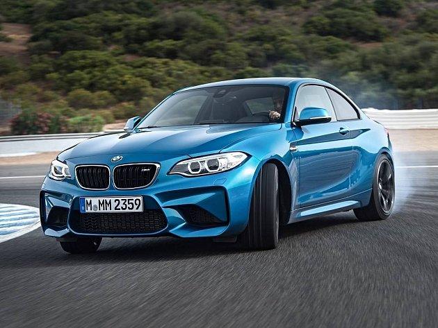 BMW M2 Coupé.