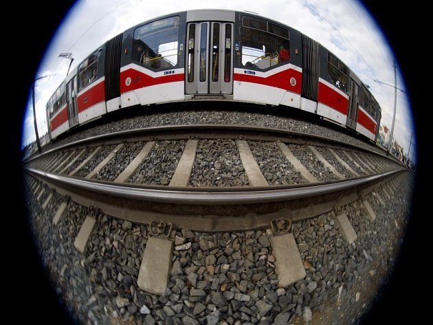 Tramvaj, ilustrační foto