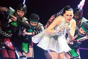 Koncert Katy Perry v O2 Areně 23.února 2015.