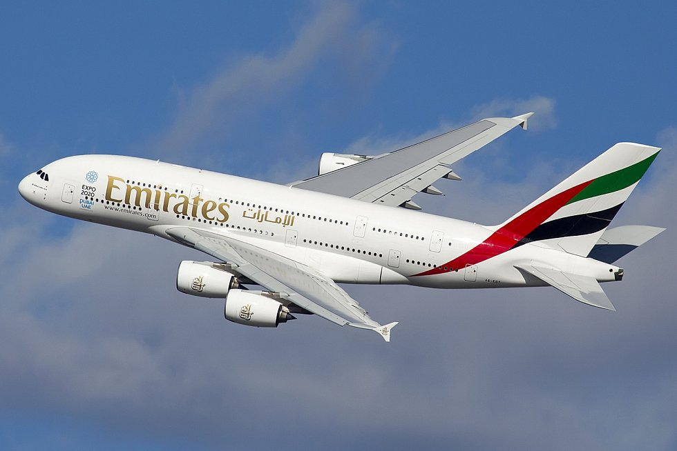 4. Airbus A380-800