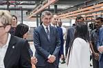 V indickém Puné byla slavnostně otevřena výrobna plastových povlaků české firmy Technicoat