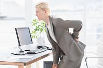 Nejčastějšími riziky pro zaměstnance na evropských pracovištích jsou stres a problémy pohybového aparátu, zejména zad a rukou.