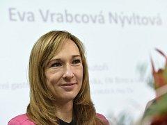 Běžkyně Eva Vrabcová-Nývltová.
