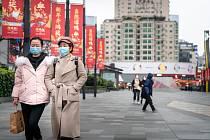 Koronavirus se poprvé objevil v čínském Wu-Chanu…