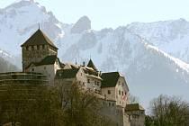 Hrad ve Vadúzu v Lichtenštejnsku