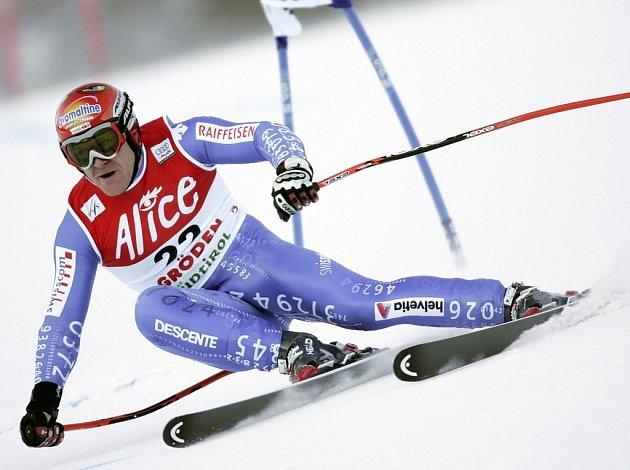 Švýcar Didier Cuche