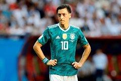 Mesut Özil si už dres německé reprezentace neobleče.