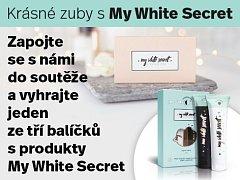Krásné zuby s My White Secret