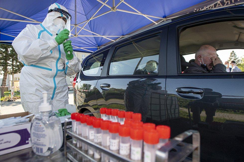 Testování pendlerů ve Škodě Auto