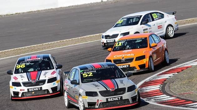 Poslední závod Octavia Cup 2018 hostil slavný německý okruh Nürburgring.