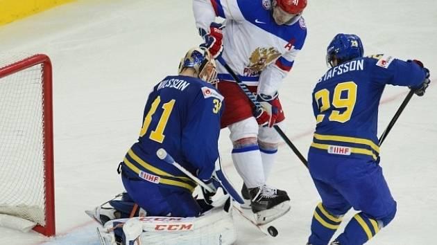 Rusko vs. Švédsko