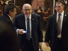 Bývalý starosta New Yorku Rudy Giuliani.