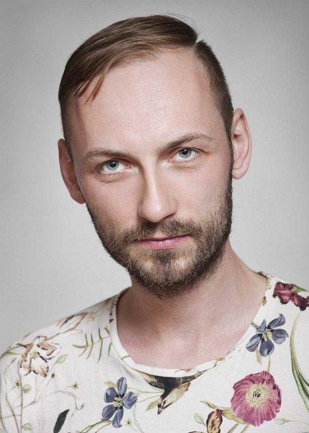 Florista Petr Sikora.