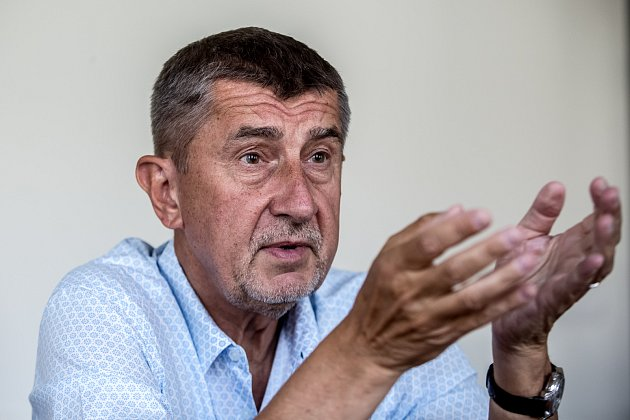 Andrej Babiš.
