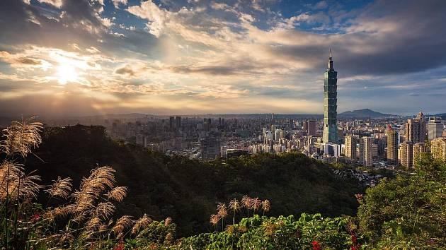 Deník na Tchaj-wanu