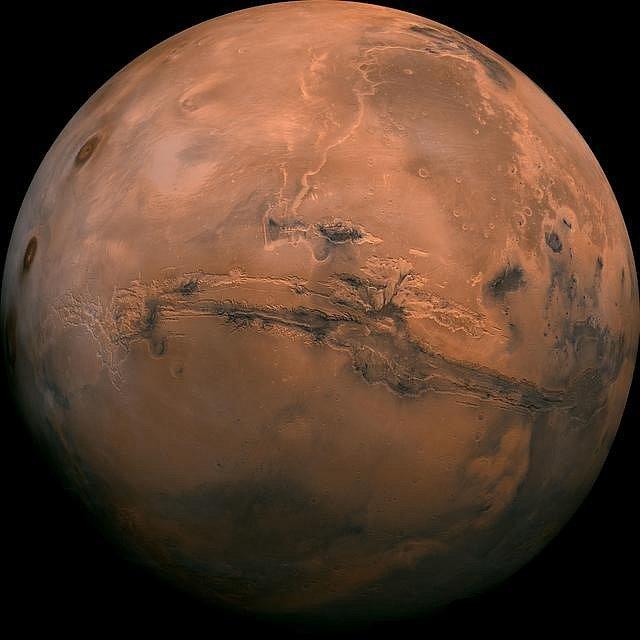 Přistát na planetě Mars je dalším cílem.