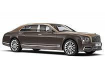 Bentley Mulsanne First Edition.