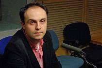 Nový umělecký šéf Městského divadla Kladno Daniel Přibyl
