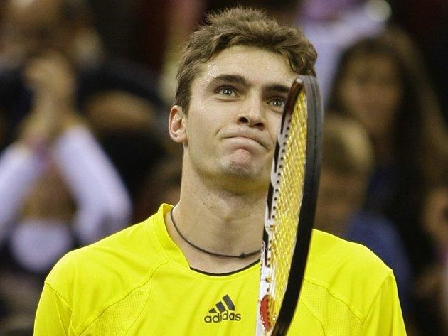 Gilles Simon udolal v rozhodujícím tiebreaku Nadala a je v prvním velkém finále.