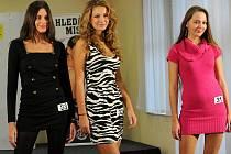 V Ostravě v neděli odstartoval první za série castingů Česká miss 2011.