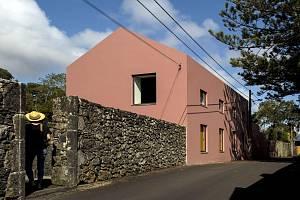 Růžový dům