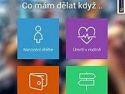 """Aplikace """"Co dělat, když..."""""""