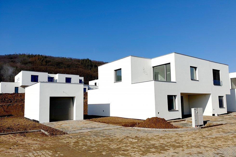 Architektura - Studio AEIOU - obytný soubor v Brně - Ivanovicích