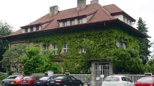 Vila Karla Čapka na pražských Vinohradech