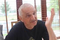 Architekt a divadelník David Vávra