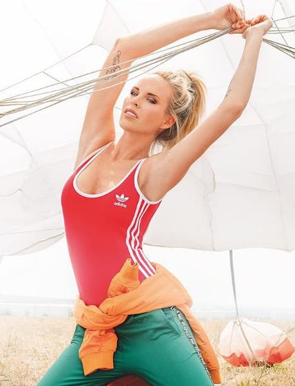 Modelka Diana Kobzanová je přítelkyní Michaela Frolíka