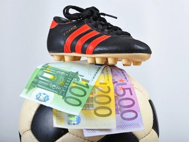 Ilustrační foto - korupce ve fotbale.