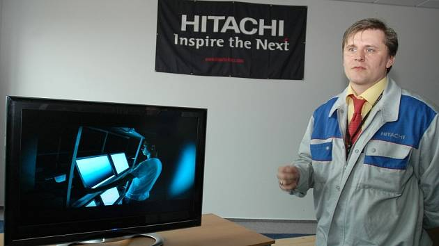 Hitachi. Ilustrační foto.