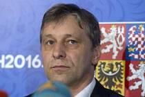 Josef Jandač, trenér hokejové reprezentace
