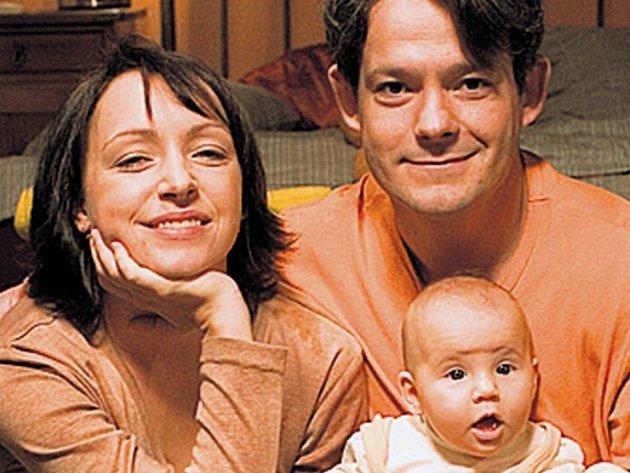 Rodina zase najde klid, tedy alespoň ve filmu Kolotoč.
