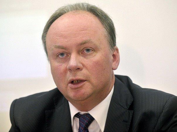 Ředitel celostátní kriminální policie Michal Mazánek.