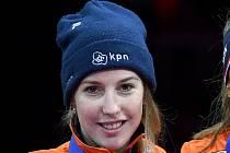 Nizozemská rychlobruslařka Lara van Ruijvenová