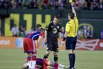 Bayern prohrál s výběrem z MLS a přišel o Bastiana Schweinsteigera